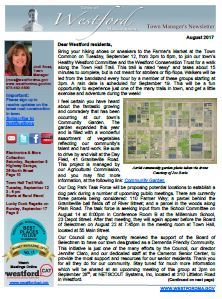 Newsletter Front Page August 2017