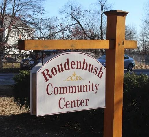 Roudenbush Sign