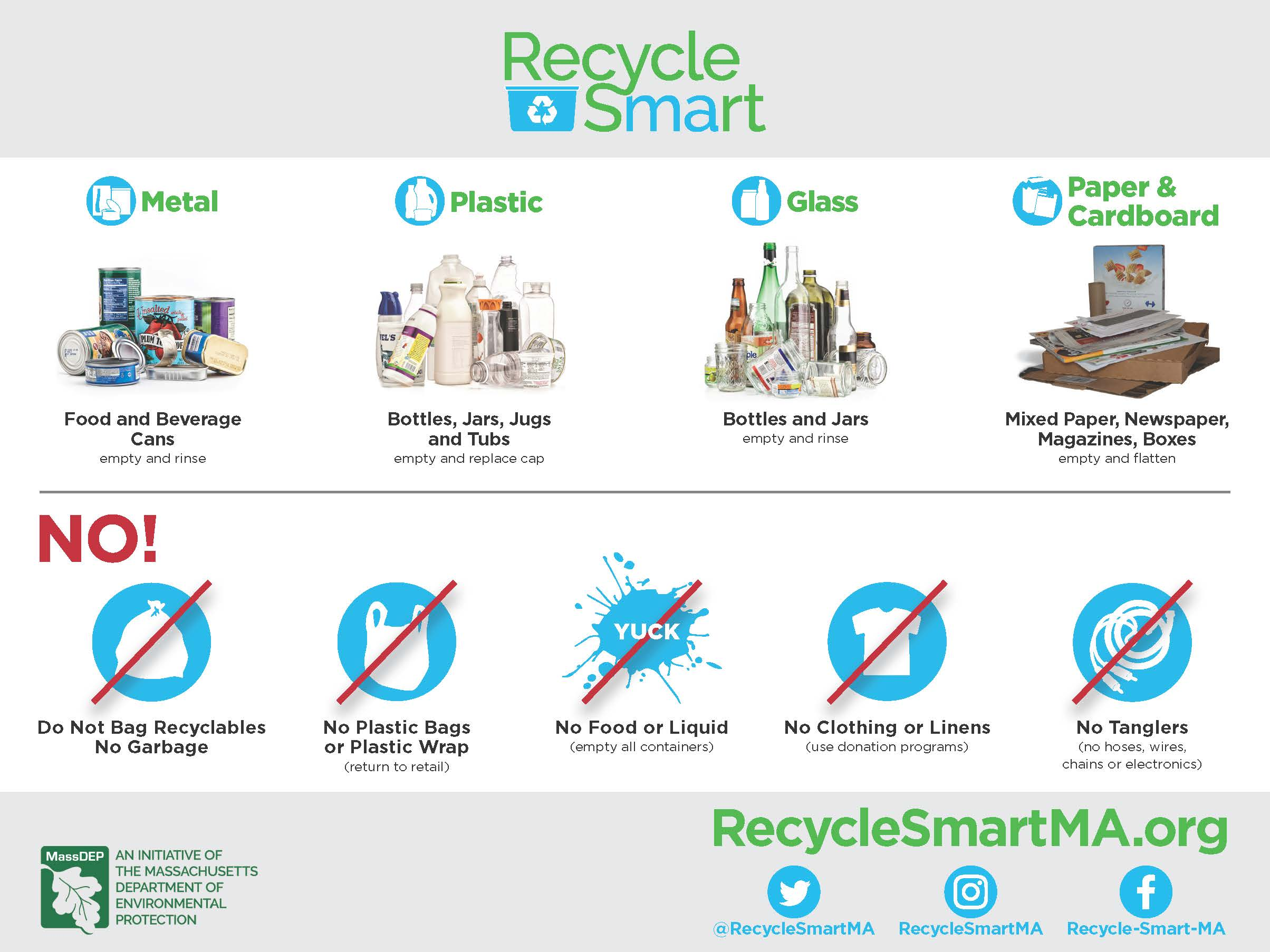 Recycle-Smart-Infographic