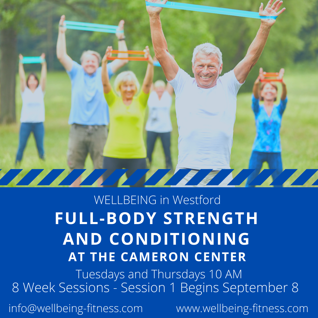 WellBeing Sr. Group Conditioning