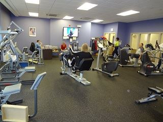 Exercise Room for Seniors