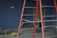 Fitness Room and Ladder