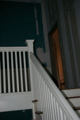 Left Front Stairs