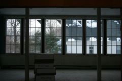 First Floor Right Side - New Windows